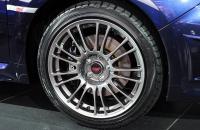 Subaru Impreza WRX STI 2011 диски