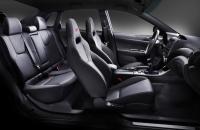 Subaru Impreza WRX STI 2011 салон