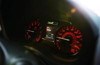 Subaru WRX STI 2014 панель приборов