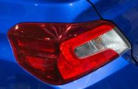 Subaru WRX STI 2014 задние фонари