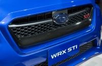 Subaru WRX STI 2014 решетка радиатора