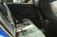 Subaru WRX STI 2014 задний диван