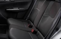 Subaru Impreza  WRX STI spec C задний диван