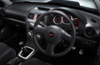 Subaru Impreza WRX STI Spec-C type-RA 2005 салон