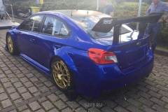 WRX STI Type RA NBR Special