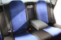 Subaru Impreza WRX WR-Limited 2005 задний диван