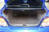 Subaru Impreza WRX WR-Limited 2005 багажник