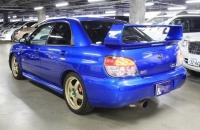 Subaru Impreza WRX WR-Limited 2005 8