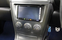 Subaru Impreza WRX WR-Limited 2005 центральная консоль