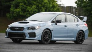 WRX STI Series.Gray